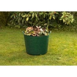 Ambassador 40L Flexi Tub - Green